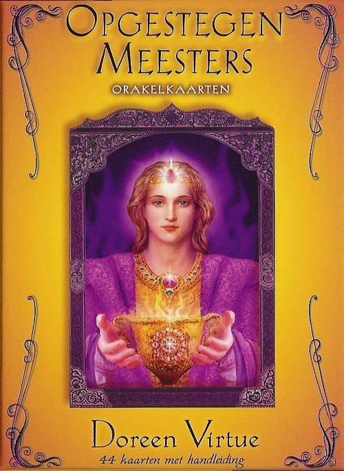 Opgestegen meesters orakelkaarten - Doreen Virtue