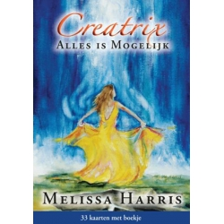 CREATRIX anything is possible-Melissa Harris