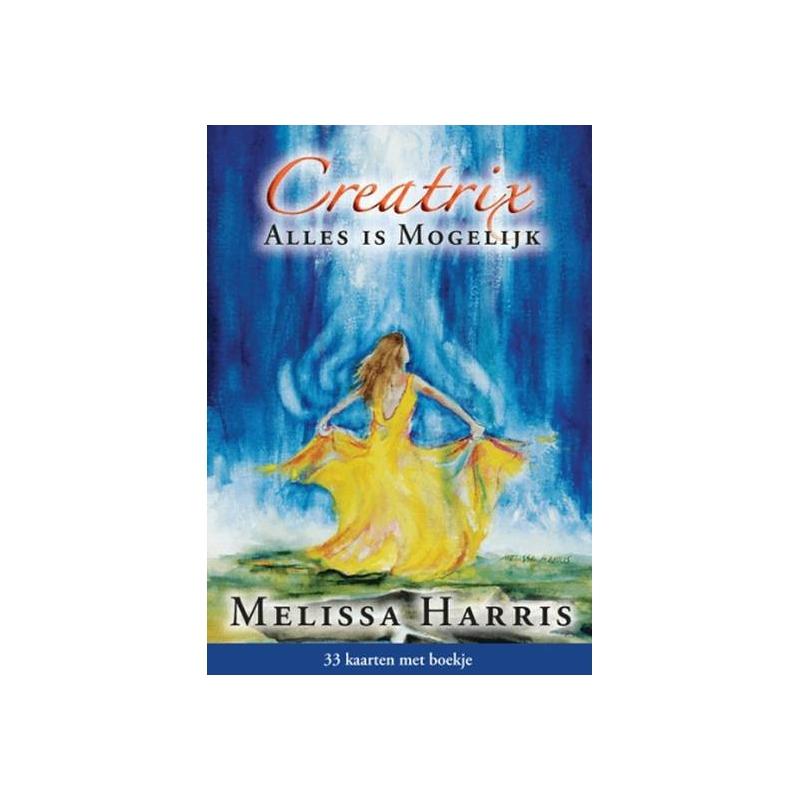 CREATRIX Alles is Mogelijk - Melissa Harris