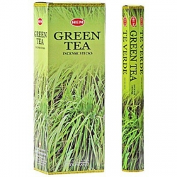Green Tea wierook (HEM)