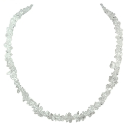 Bergkristal splitketting