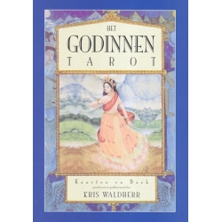 Het Godinnen Tarot set - Kris Waldherr (NL)