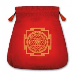 Tarotbuidel Sri yantra (bescherming)