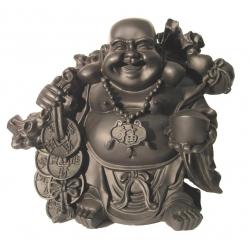 Chinese boeddha voor balans, geluk, welvaart en bescherming