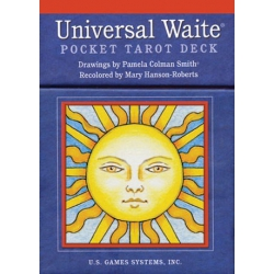 Universal Waite Pocket Tarot Deck (EN)