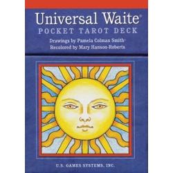 Universal Waite Pocket Tarot Deck (UK)