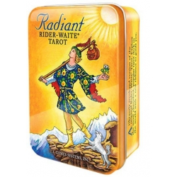 Radiant Rider Waite Tarot (in a Tin)
