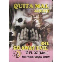 Go Away Evil - Indio Spiritual Oil
