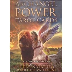 Archangel Power Tarot Cards - Doreen Virtue (ENG)