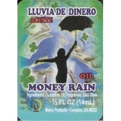 Money Rain - Spiritual Oil