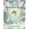 Angel pin engel met hartje - Guardian Angel (gold)