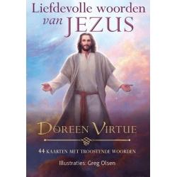 Liefdevolle woorden van Jezus - Doreen Virtue