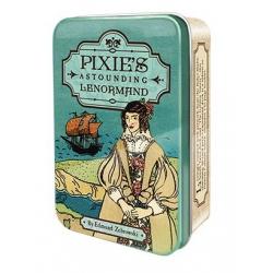 Pixie's Astounding Lenormand - E. Zebrowski & Pamela Colman Smith