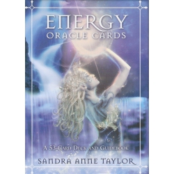 Energy oracle cards - Sandra anne Taylor
