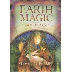 Earth Magic oracle cards - Steven D. Farmer
