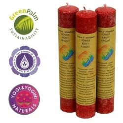 1e Chakra Geurkaars Muladhara - Chakra 1 (rood)