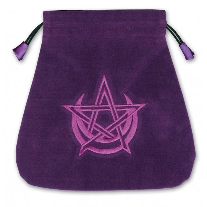 Tarotbuidel Ritueel / Pentagram maan