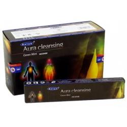 Aura Cleansing wierook (Satya) 15 gms (OS)