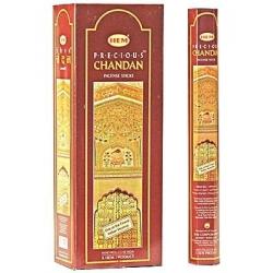 6 pakjes Chandan wierook (HEM)
