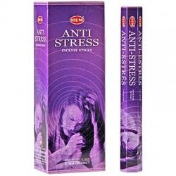 6 pakjes Anti stress wierook (HEM)