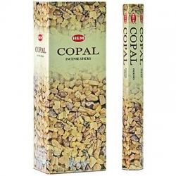 6 pakjes Copal wierook (HEM)