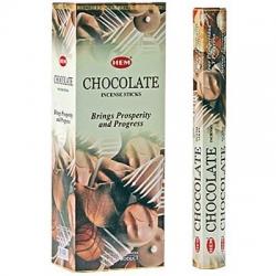 6 pakjes Chocolate wierook (HEM)