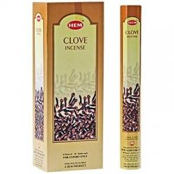 6 pakjes Clove wierook (HEM)