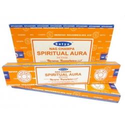 12 Packungen Spiritual Aura Weihrauch (Satya)