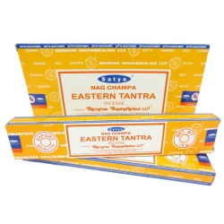 12 pakjes Nag Champa Eastern Tantra wierook (Satya)