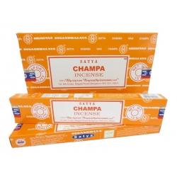 12 pakjes Champa wierook (Satya)