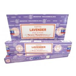 12 pakjes Satya Lavender wierook