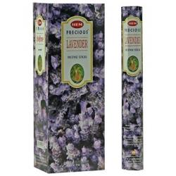 6 pakjes Precious Lavender wierook (HEM)