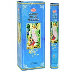 6 pakjes Angel de mi Guarda wierook (HEM)