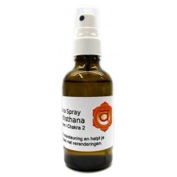 Chakra 2 Spray Swadhisthana 50ml (Heiligbeenchakra)