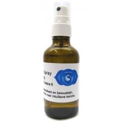 Chakra 6 Spray Ajna 50ml (Derde oog)