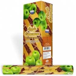 Darshan Apple Cinnamon wierook (per doos)