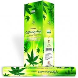 Darshan Cannabis wierook (per doos)