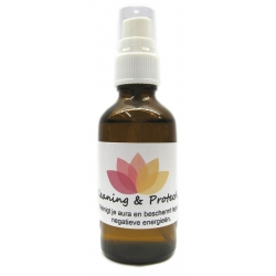 Cleaning & Protection Auraspray 50ml (Pure Healing)