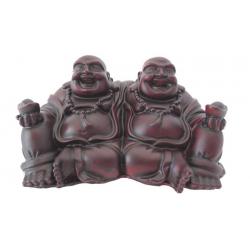 Chinese boeddha van Vriendschap (rood)