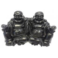 Chinese boeddha van Vriendschap (zwart)