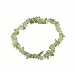 Edelsteen splitarmband - Jade