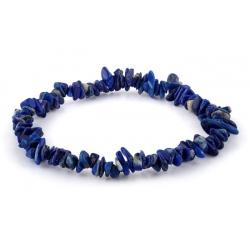 Edelsteen splitarmband Lapis Lazuli