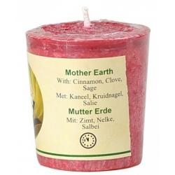 """Mother Earth"" geurkaars"