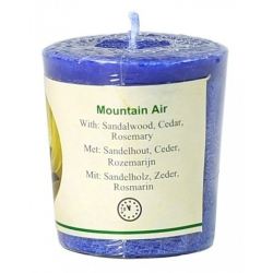 """""""Mountain Air"""" geurkaars"""