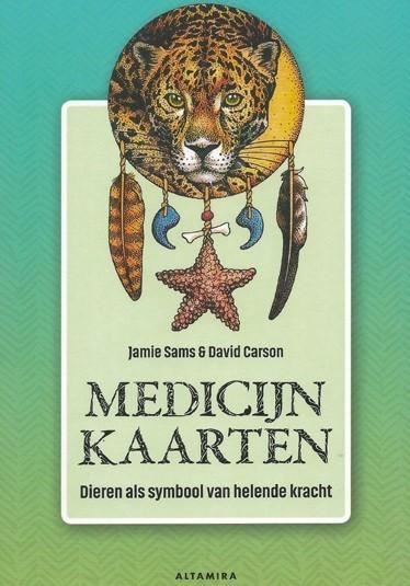 Medicijnkaarten - Jamie Sams & D. Carson (NL)
