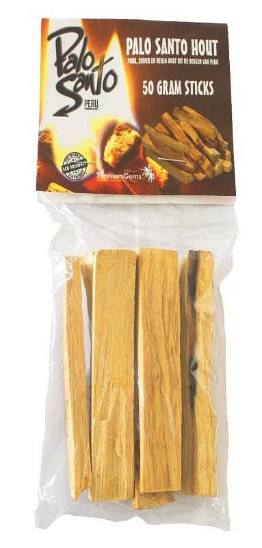 Palo Santo hout peru (50 gram)