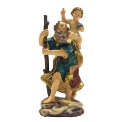Heilige Christoffel (12 cm)