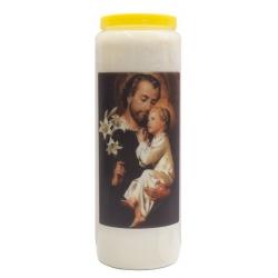 Noveenkaars St. Jozef + gebed