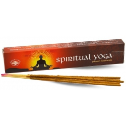 Spiritual Yoga wierook 15gr (Green tree)