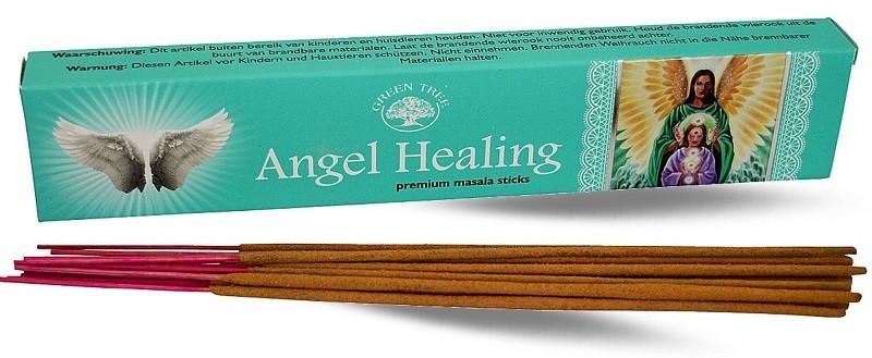 Angel Healing wierook 15gr (Green tree)